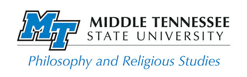 Department of Philosophy and Religious Studies logo