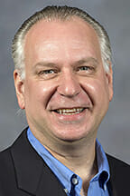 Frank Baird, assistant professor, Department of Recording Industry