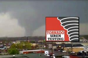 MTSU's monthly tornado siren test set Dec. 11 on main campus, at Miller complex