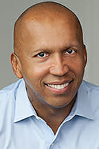 "Bryan Stevenson, guest speaker, University Convocation 2018, and author of ""Just Mercy: A Story of Justice and Redemption,"" the Summer Reading Selection"