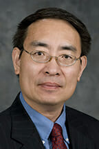 Dr. Don Hong, Mathematical Sciences faculty