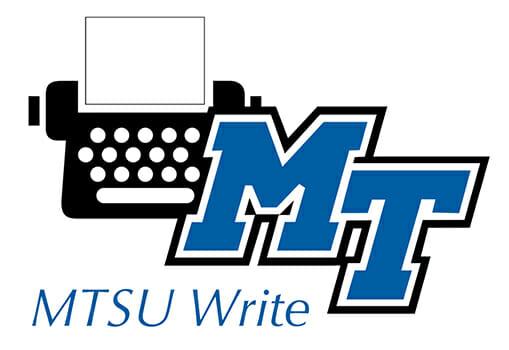 MTSU Write logo