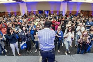 MTSU gears up for 8th True Blue Tour to recruit students