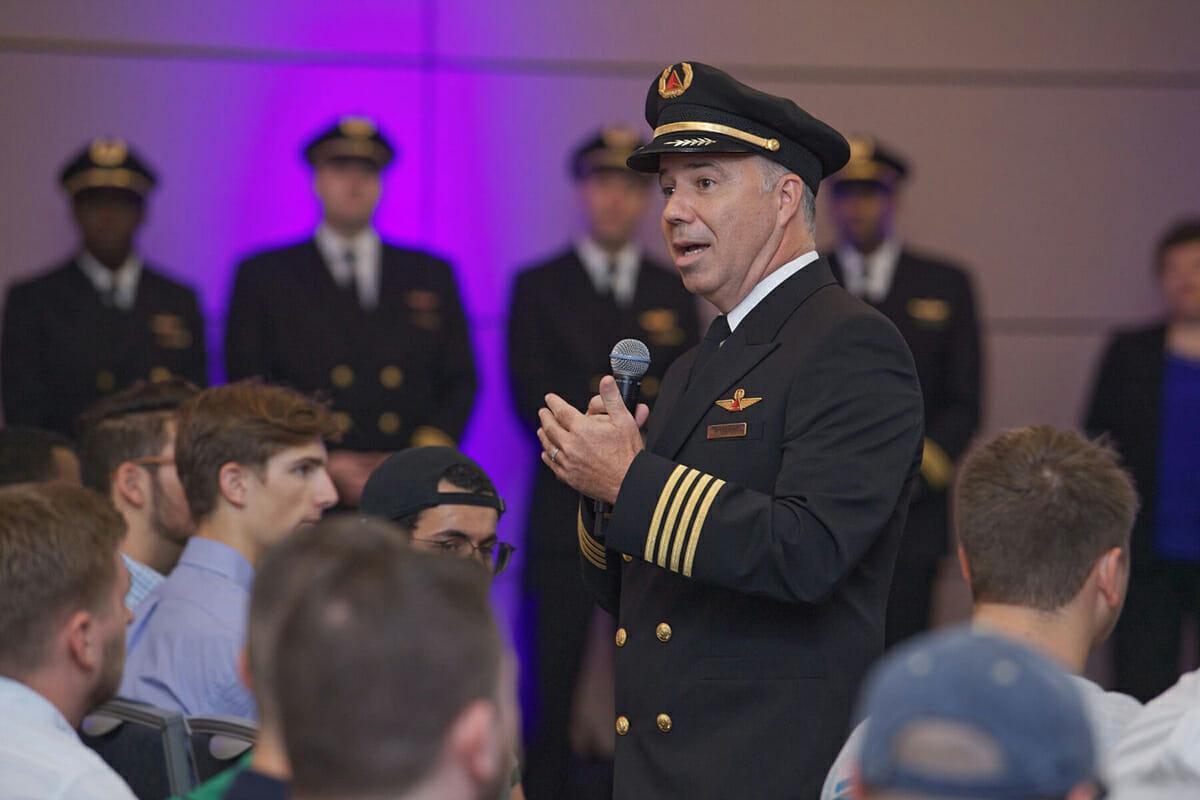 Delta Capt. Patrick Burns