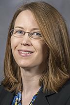 Dr. Karen Nourse Reed, assistant professor, James E. Walker Library