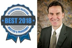MTSU international relations master's degree rated one of nation's finest