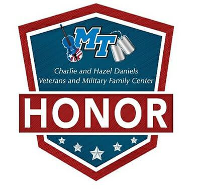 Veterans Center logo