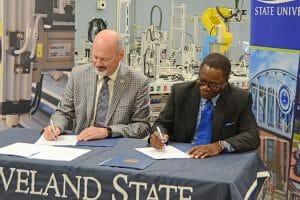 MTSU, Cleveland State partnership extends 'Promise,' promotes mechatronics alliance [+VIDEO]
