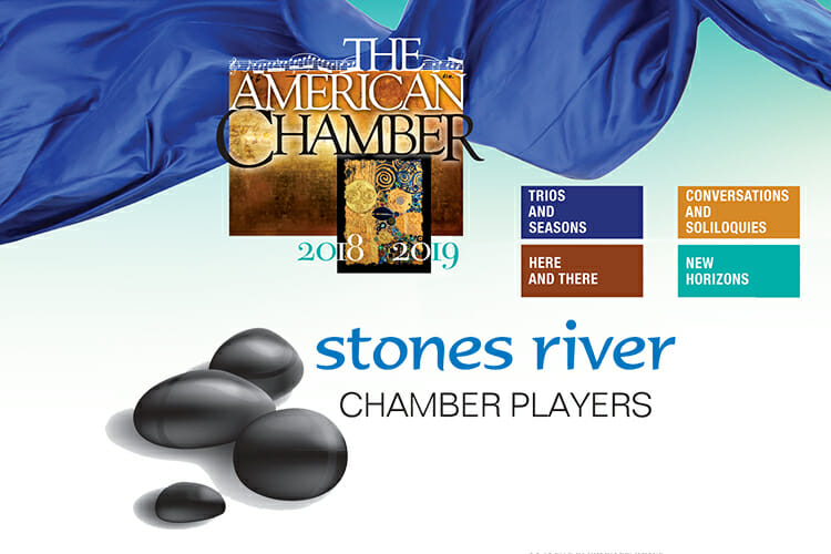 Stones River Chamber Players 2018-19 season promo