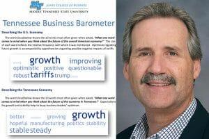 Tenn. Business Barometer: Outlook rebounds from summer dip