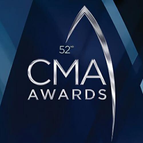 2018 Country Music Association Awards logo