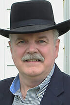 "Dr. Michael ""Mike"" Doubler, author of ""Dixie Dewdrop: The Uncle Dave Macon Story"""