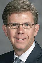 Dr. Stephen Severn, English chair
