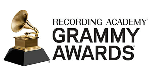 61st Annual Grammys logo for Feb. 10, 2019, ceremony