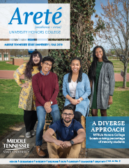 Honors Arete Fall 2018 cover
