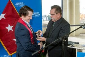Heroes land featured honors at 12th MTSU Stole Ceremony [+VIDEO]