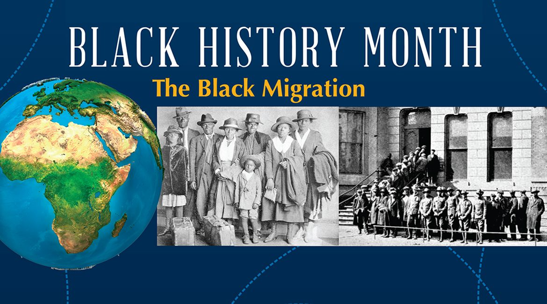 MTSU Black History Month 2019 promo