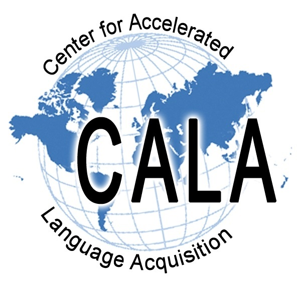 logo for the Center for Accelerated Language Acquisition at MTSU