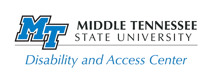 Disability and Access Center logo