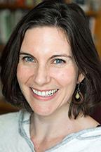 Dr. Kate Pantelides, Department of English