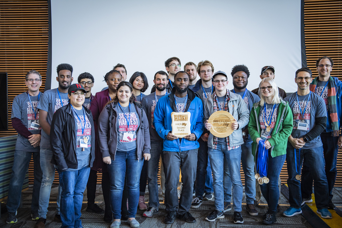 Hackers Choice Award winners