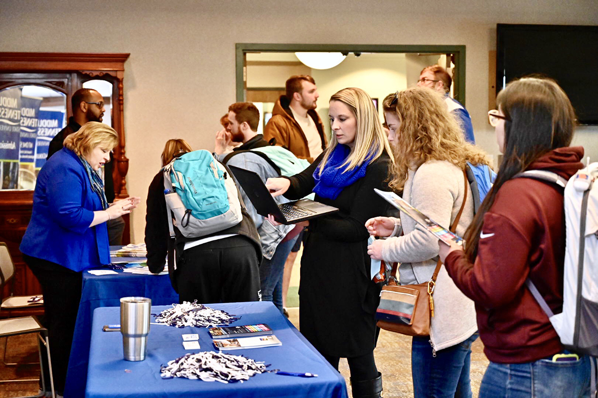 MTSU Promise Tour continues Jan. 24 at Vol State Community College in Gallatin.