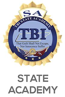 TBI State Academy logo