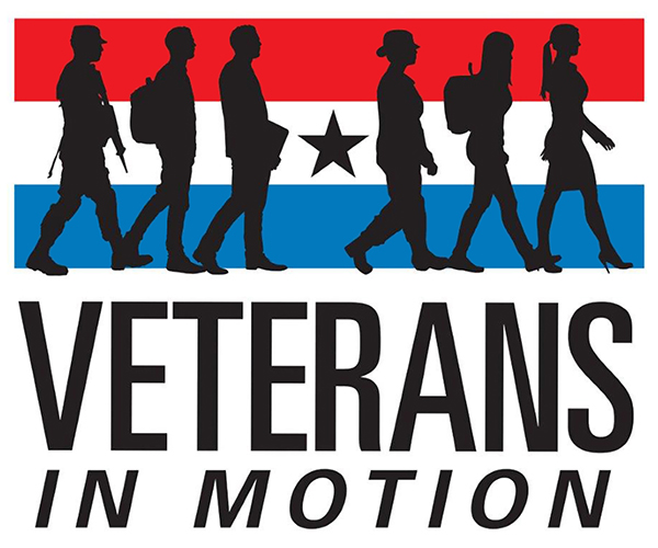 Veterans in Motion graphic