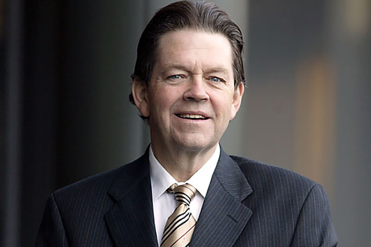 Economist Art Laffer will give a public lecture March 20 in the MTSU Business and Aerospace Building as part of a visit hosted by the Political Economy Research Institute. (Submitted photo)