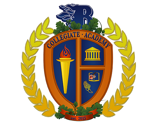 Blackman Collegiate Academy seal