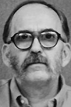 James S. Gibson, MTSU sculpture professor, circa 1983