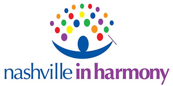 Nashville in Harmony logo