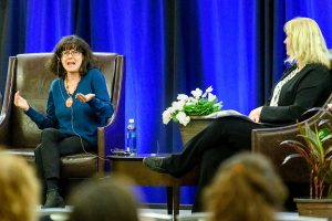 Oscar-nominated 'RBG' co-director shares insights with MTSU students