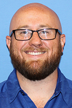 Dr. Brandon Grubbs, assistant professor, exercise science