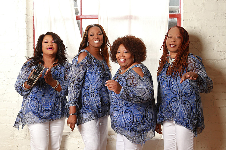 Gospel music group the McCrary Sisters are shown in this undated publicity photo. The Nashville-based group is among artists set for the inaugural 895 Fest hosted by MTSU's WMOT Roots Radio 89.5 FM May 31-June 1 in Murfreesboro. (Submitted photo)