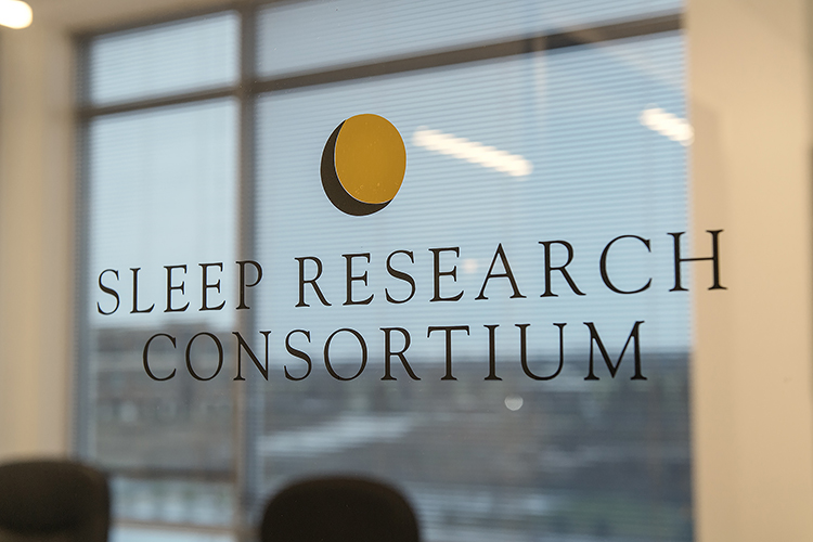 Sleep Centers of Middle Tennessee has partnered with the MTSU Center for Health and Human Services to form the Sleep Research Consortium. The consortium is conducting intensive research on the importance of sleep quality to overall health. (MTSU photo by Andy Heidt)