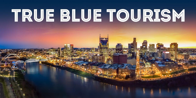 True Blue Tourism - Nashville Skyline