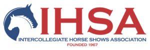 Intercollegiate Horse Shows Association logo