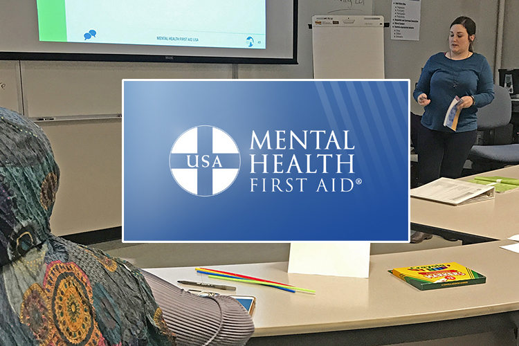 MTSU launches Mental Health First Aid certification project