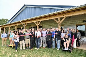 Hop Springs, MTSU fermentation science program celebrate grand opening with ribbon-cutting [+VIDEO]
