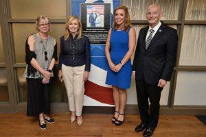 MTSU Daniels Veterans Center leaves impression on US Sen. Blackburn