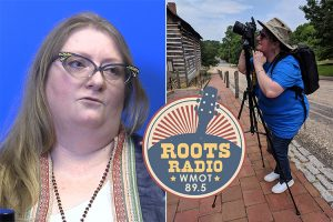 'MTSU On the Record' visits Red Clay State Historic Park for history lesson