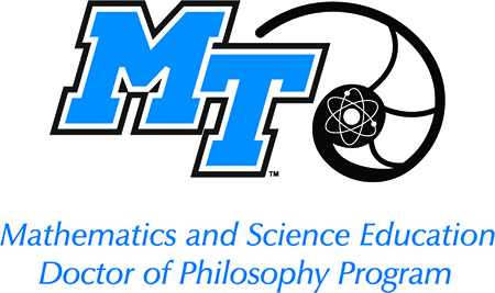 MTSU Math-Science Education mark