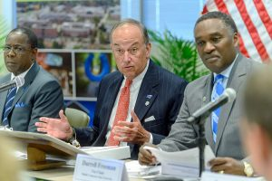 MTSU Board of Trustees reelects Smith, Freeman to posts