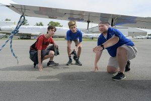 Campers soar at weeklong MTSU Introduction to Aviation [+VIDEO]