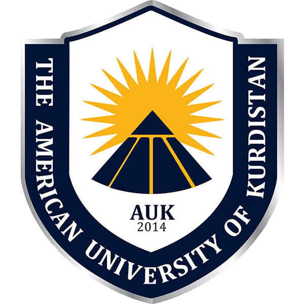 American University of Kurdistan logo