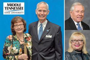 Gov. appoints MTSU alumnus Tom Boyd, reappoints Baker, Wright to Board of Trustees