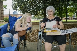 Gold Star reunion at MTSU touches Schleicher family deeply