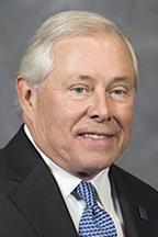 J.B. Baker, MTSU Board of Trustees member.
