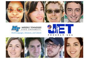 Eight MTSU grads 'JET' off to Japan to teach English, share cultures [+VIDEO]